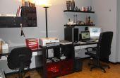 Votre bureau ikea à la maison