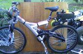 Moteur électrique de vélo (révisé avec la meilleure description)