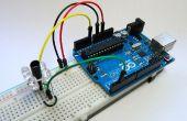 Capteur de proximité IR simple avec Arduino