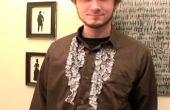 Comment créer une chemise de Ruffle inspiré Sweeney Todd Vintage