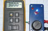 Testeur LED avec courant réglable