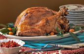 Parler en Turquie : La Turquie fumé-Paprika-frotté avec Madère et échalote sauce