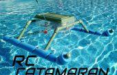 Bateau Catamaran RC + vidéo