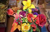 Comment faire des Roses de papier