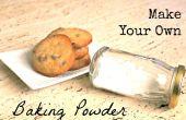 Faire de la poudre à pâte