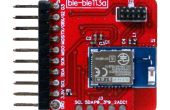 Bluetooth Low Energy et iBeacons avec Tessel
