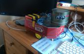Raspberry Pi Web Robot contrôlé / autonome