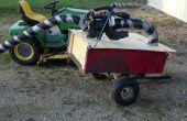 Construire un Wagon vide pour le nettoyage de printemps