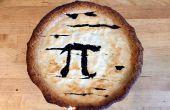 Pi Day tarte aux bleuets couche