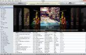 Comment faire pour importer des pistes du CD dans votre bibliothèque iTunes ?