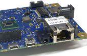 Intel® Galileo : Partage WiFi ordinateur portable/PC de Galileo sur LAN
