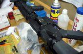 Nettoyage et entretien de l'AR-15