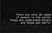 Apprendre le binaire