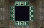 Comment faire un portail ender en creative dans minecraft