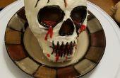 Une torsion sur le mélange à gâteau en boîte - Halloween