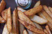 Faire des frites maison !