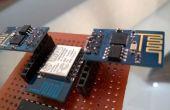 Mise à jour du firmware Esp8266