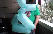 Animaux en ballon de taille géante