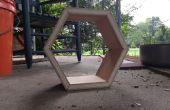 Hexagone facile plateau