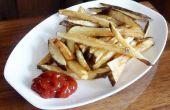 HUILE à froid Français Fries & croustilles