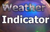 Sans fil indicateur météo