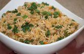Riz frit Schezwan