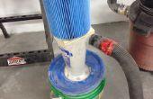 Filtre séparateur cyclone pour rabot DW735