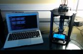 Tapsterbot 2.0 : Ensemble de bras Delta