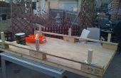 Comment faire pour déterminer si une palette en bois est sans danger pour les