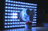 La puissance élevée LED Headlight. Oooo si brillant...