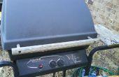 Transformer le barbecue au gaz en charbon de bois Grill