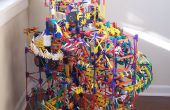 Rétrograde-A k ' NEX Ball Machine