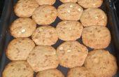 Recette de biscuits simple