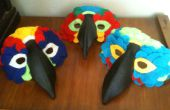 Masque des oiseaux