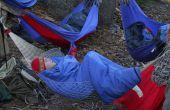 Comment faire pour sac à dos mieux avec un hamac