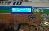 Yonex boîte-navette pour la FM Radio !