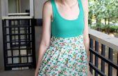 Comment faire une robe simple (pour pas cher!)