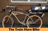 Extrêmement fort Train klaxon vélo