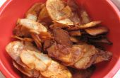 Bacon Kettle Chips