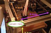 Configuration de mouvement sur rampes 1.4 avec machine de firmware @section Marlin