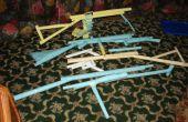 Mes collections de pistolet de papier