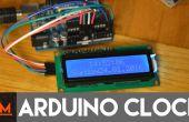 Horloge en temps réel de Arduino à l'aide de Ds1302