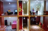 Éclairage de maison de poupée de LED facile