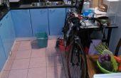 Zen et l'Art de petit appartement vélo nettoyage