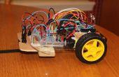 Bob le Robot de ligne-suit Arduino