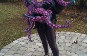 Costume de poulpe - déplacement des tentacules Baby