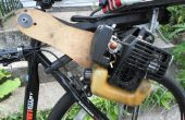 Bicicleta de 130 mi/gal (55 kml)