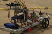 Accueil projet de Robot sentinelle pour le Roadshow d'Ito-Intel à Austin, au Texas par la RoboDorks