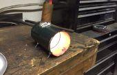 Poêle à bois de réservoir de propane pour 5 $
