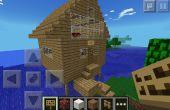 Maison à l'épreuve contre les inondations Minecraft
